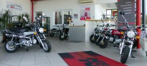 TSS-Bikes Skyteam Fachhändler Verkaufsraum