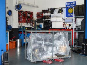 TSS-Bikes Skyteam Versand