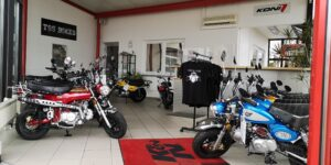TSS Bikes Showroom