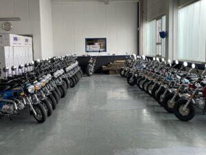 Bike Sammlung